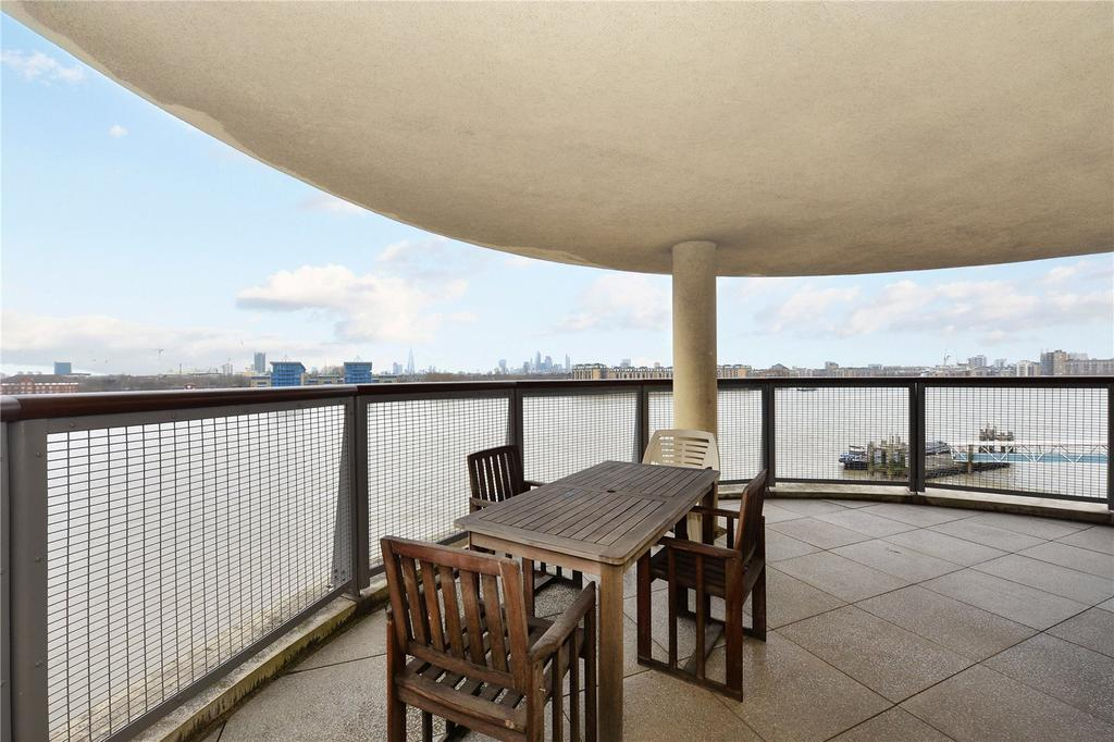 4 Bedrooms Flat for sale in Pierpoint Building, 16 Westferry Road, London