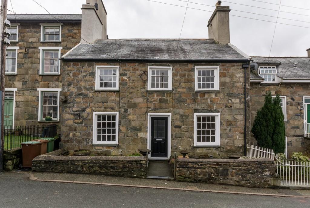3 Bedrooms Link Detached House for sale in Llan Ffestiniog, Gwynedd, North Wales