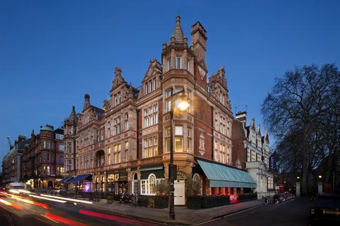 2 bedroom flat for sale - South Audley Street, London, W1K