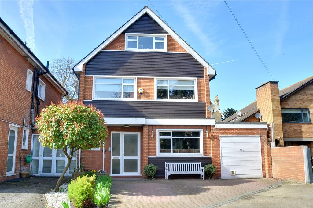 5 Bedrooms Detached House for sale in Gregor Mews, Langton Way, Blackheath, London, SE3