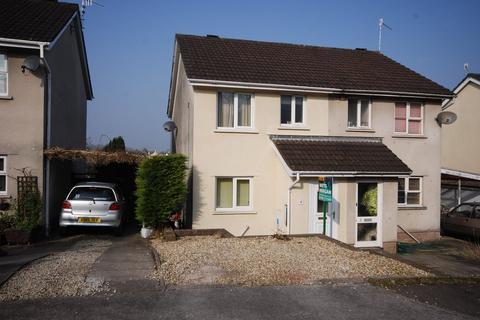 2 bedroom semi-detached house to rent - 4 Crescent Close, Cowbridge, CF71 7EB