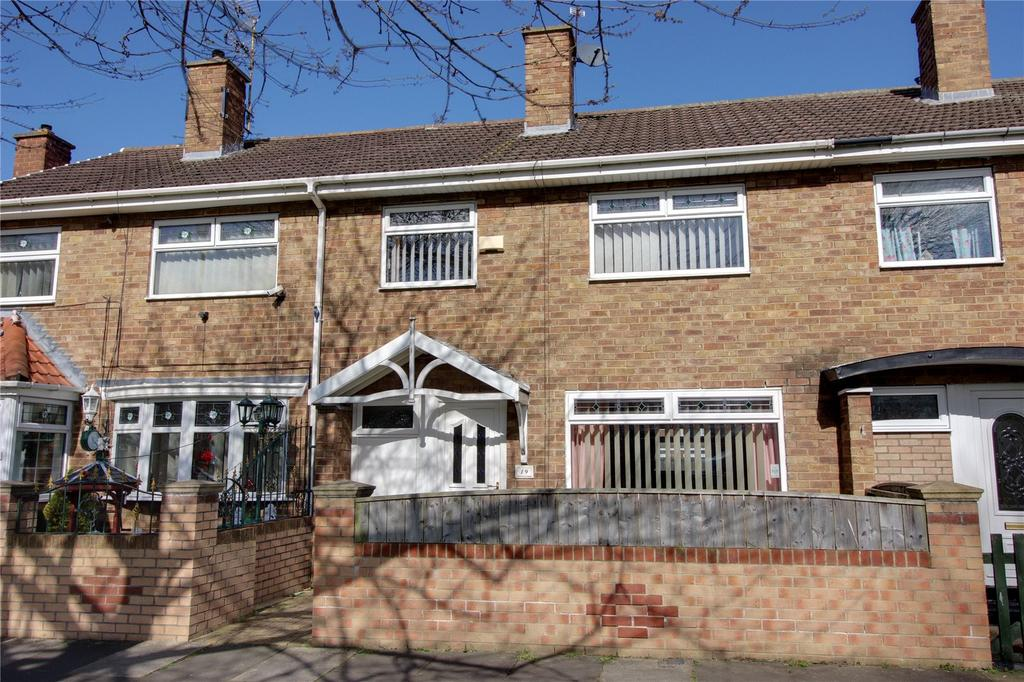 3 Bedrooms Terraced House for sale in Keynsham Avenue, Priestfields