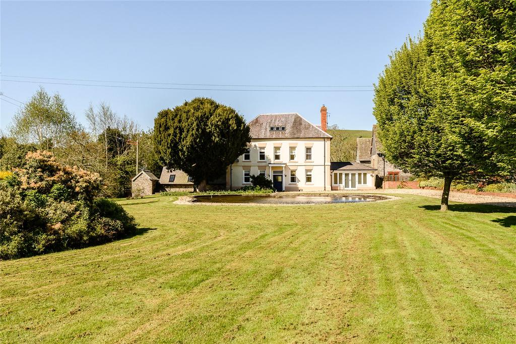 7 Bedrooms Detached House for sale in Whitcott Keysett, Clun, Craven Arms, Shropshire
