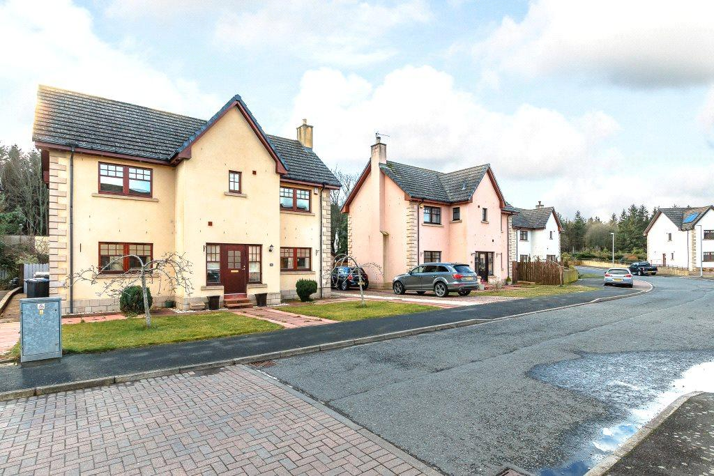 4 Bedrooms Detached House for sale in Still Haugh, Fountainhall, Galashiels, Selkirkshire