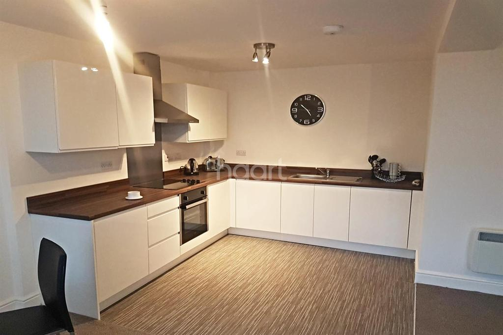 2 Bedrooms Flat for sale in Norman House, Friar Gate