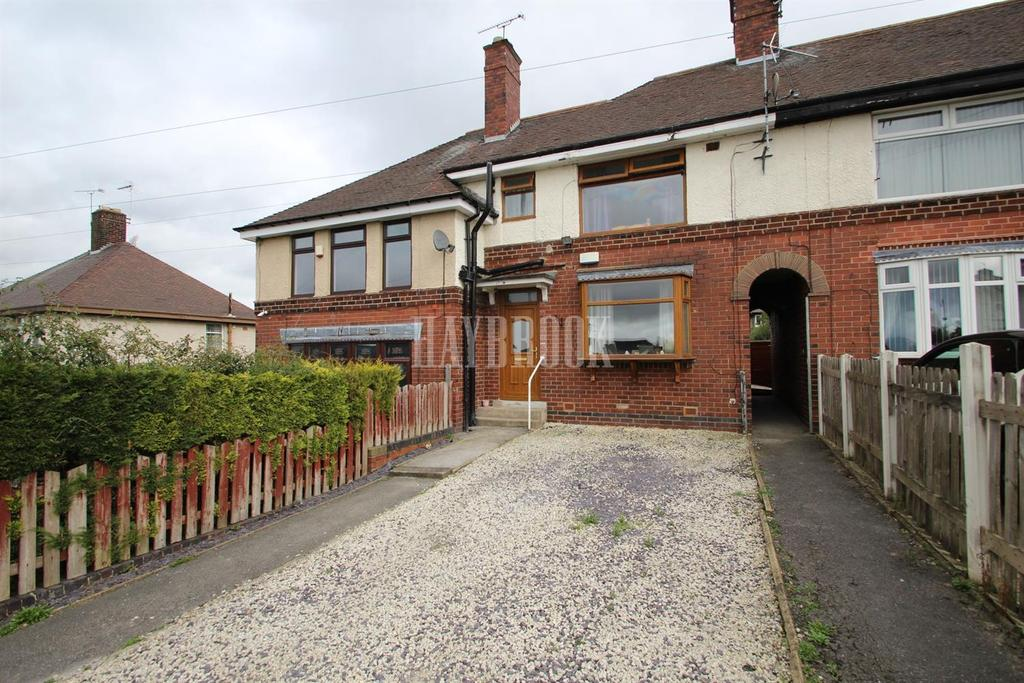 3 Bedrooms Terraced House for sale in Gregg House Road, Shiregreen