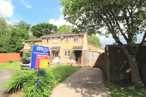2 bedroom link detached house to rent - Clos Y Wiwer, Thornhill