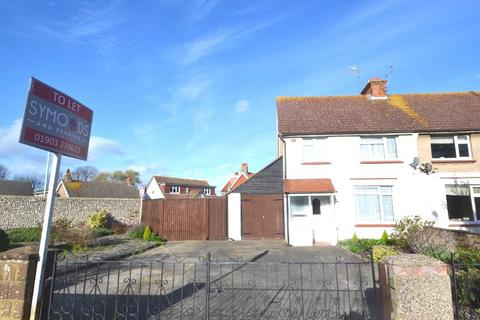 3 bedroom end of terrace house to rent - Dominion Road, Broadwater, Worthing, West Sussex, BN14 8JN