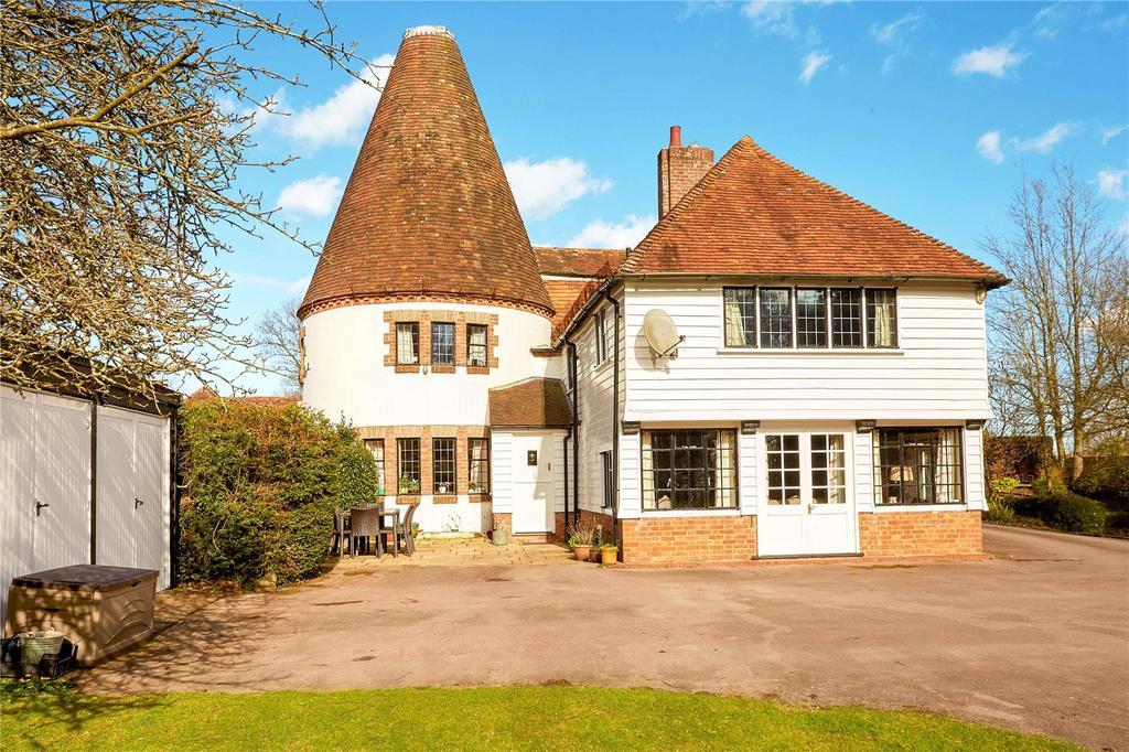 4 Bedrooms House for sale in Ranters Oak, Benenden Road, Rolvenden, Kent, TN17