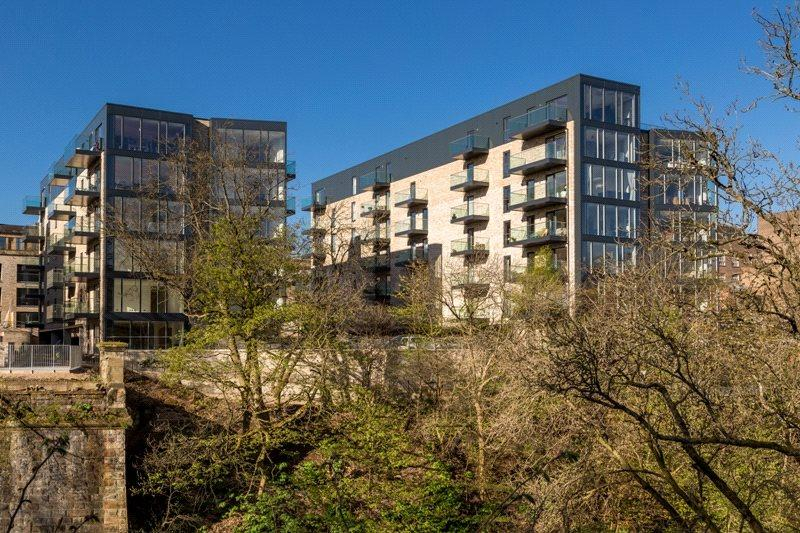 2 Bedrooms Flat for sale in Plot 87 - The Botanics, Glasgow, G12