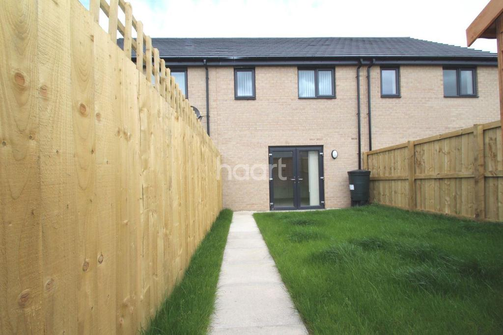 2 Bedrooms Terraced House for sale in Flying Fox Crescent, Edlington