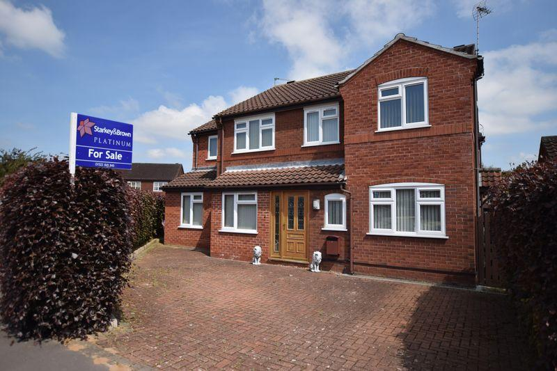 5 Bedrooms Detached House for sale in Windsor Close, Sudbrooke, Lincoln