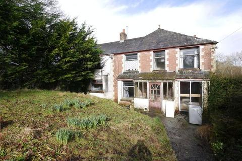 2 bedroom semi-detached house for sale - West Chilla, Beaworthy