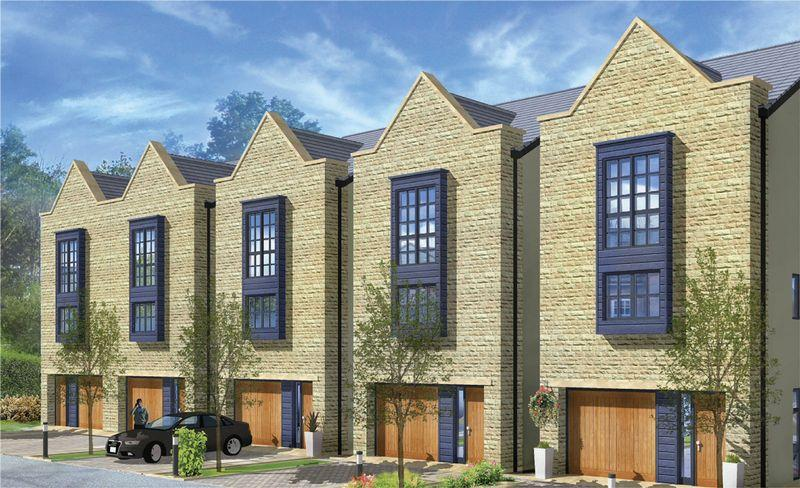 4 Bedrooms House for sale in Plot 2, Ripponden Vale, Mill Fold Lane,
