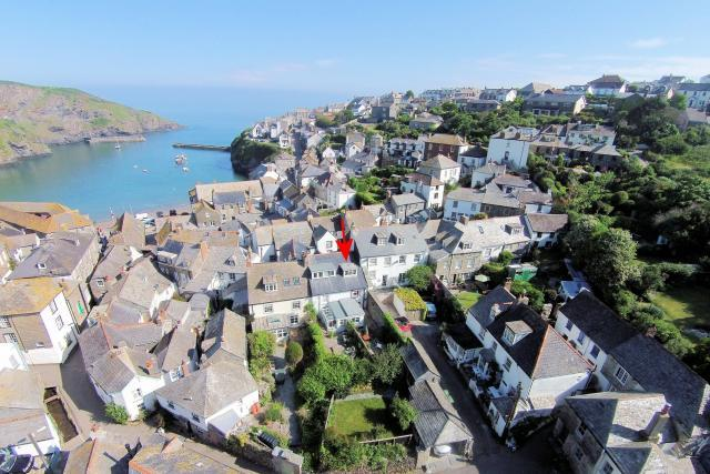 3 Bedrooms House for sale in The Mizzen, 14 Dolphin Street, Port Isaac