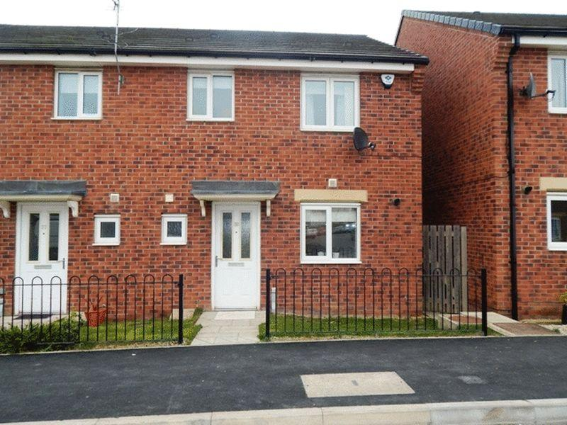 3 Bedrooms End Of Terrace House for sale in Haggerston Road, Crofton Grange Estate, Blyth