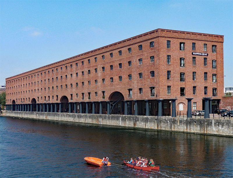 2 Bedrooms Apartment Flat for sale in East Quay, Liverpool