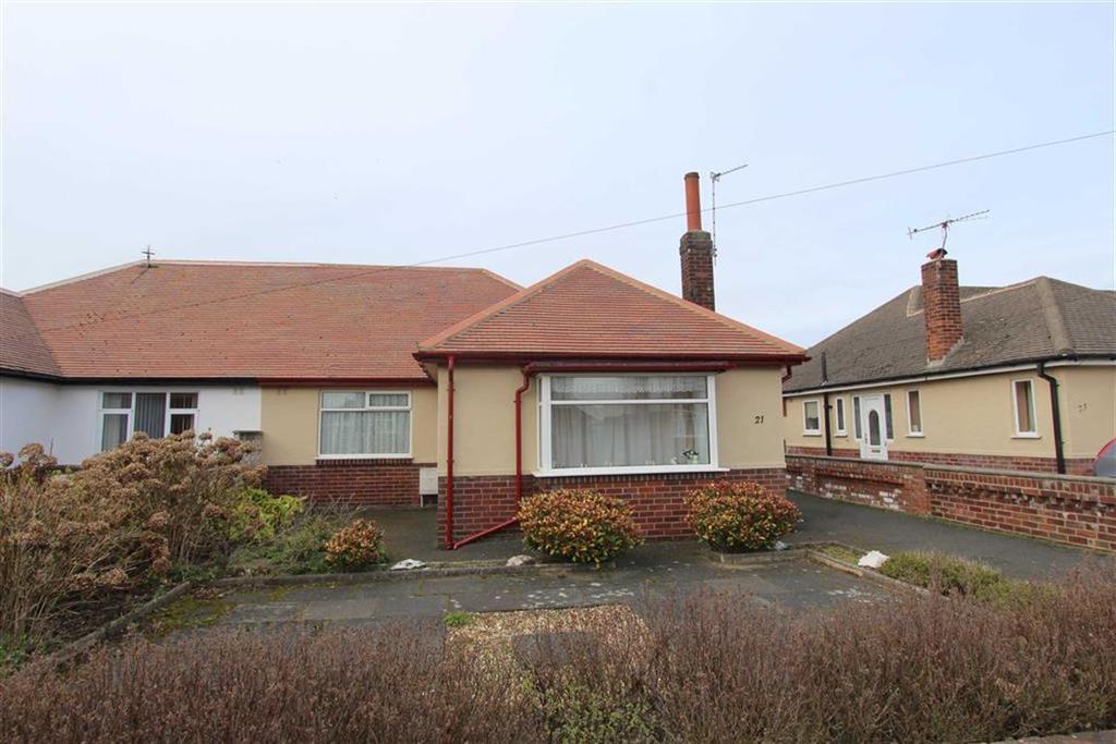 3 Bedrooms Semi Detached Bungalow for sale in Ryeheys Road, Lytham St Annes, Lancashire