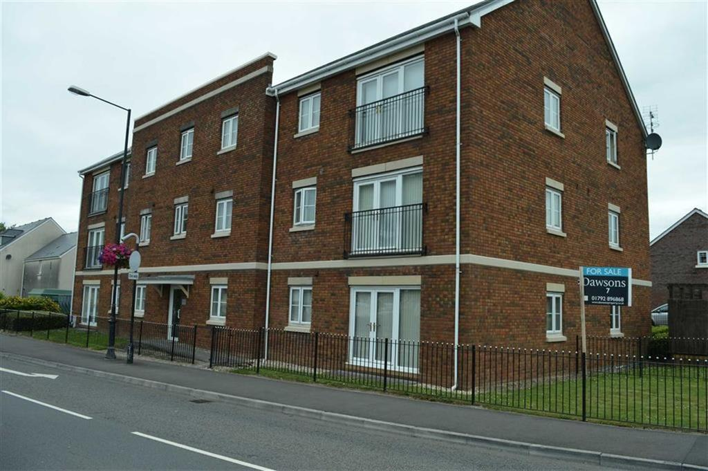 2 Bedrooms Apartment Flat for sale in Clayton Drive, Pontarddulais, SA4