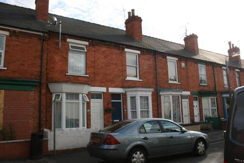 2 bedroom terraced house to rent - Kirkby Street, Lincoln, LN5