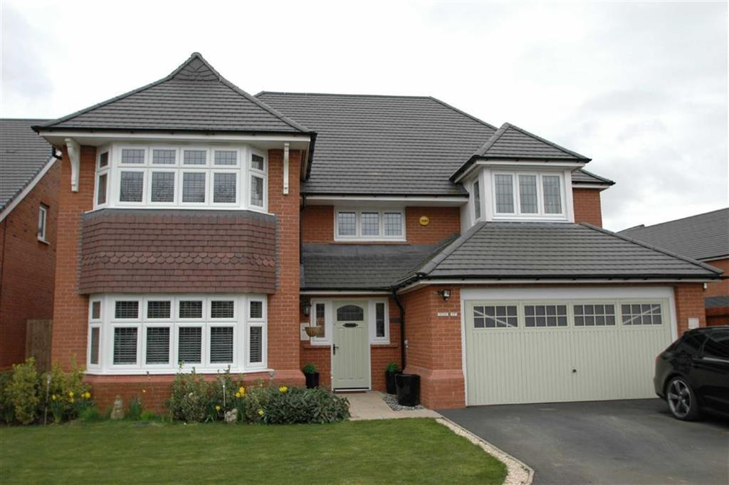 4 Bedrooms Detached House for sale in Green Howards Road, Saighton, Chester