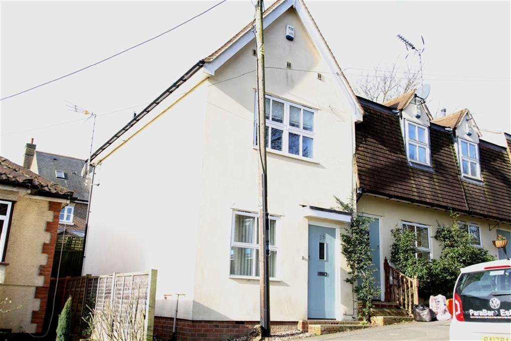 2 Bedrooms End Of Terrace House for sale in Crown Road, Billericay, Essex, CM11 2AD