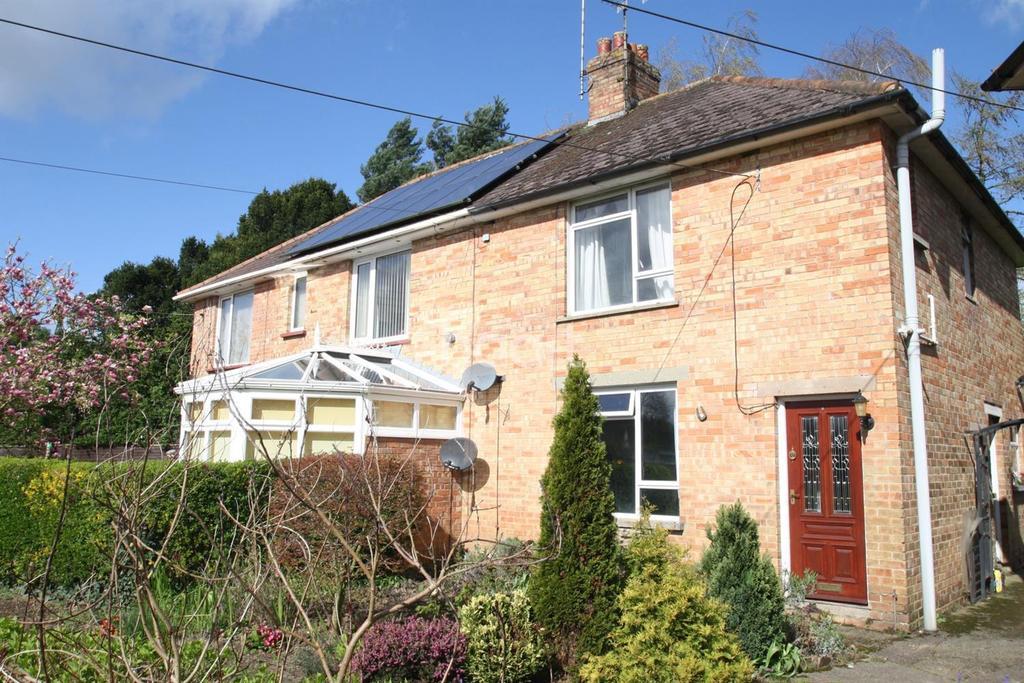 3 Bedrooms Semi Detached House for sale in Manleys Cottages, Langford Lane