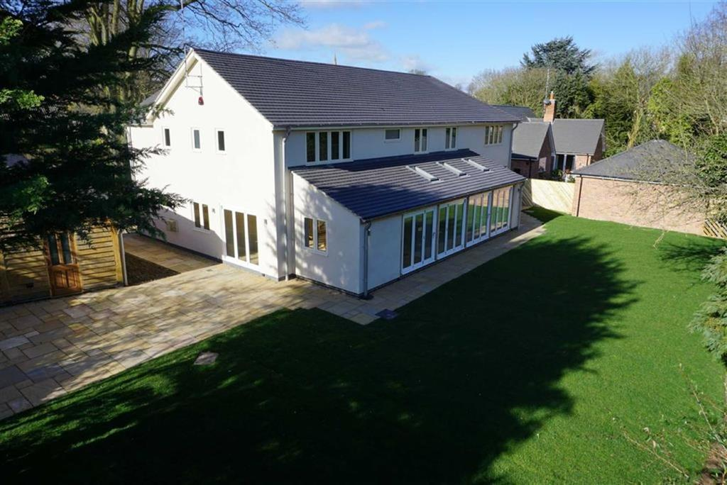 6 Bedrooms Detached House for sale in Vicarage Road, Oakham, Rutland