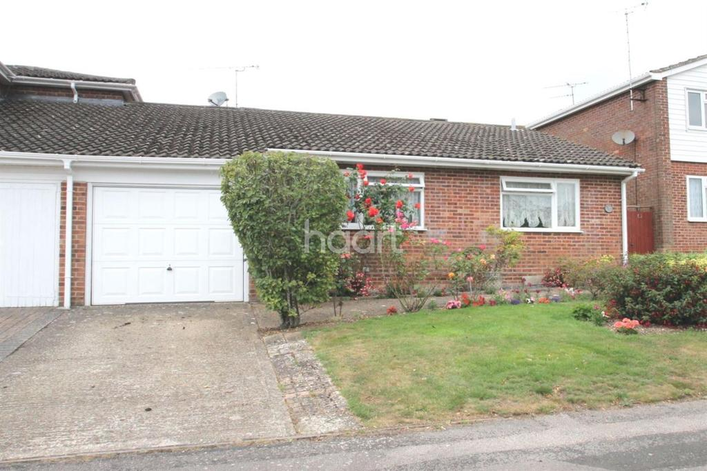 2 Bedrooms Bungalow for sale in Redwing Road, Clanfield