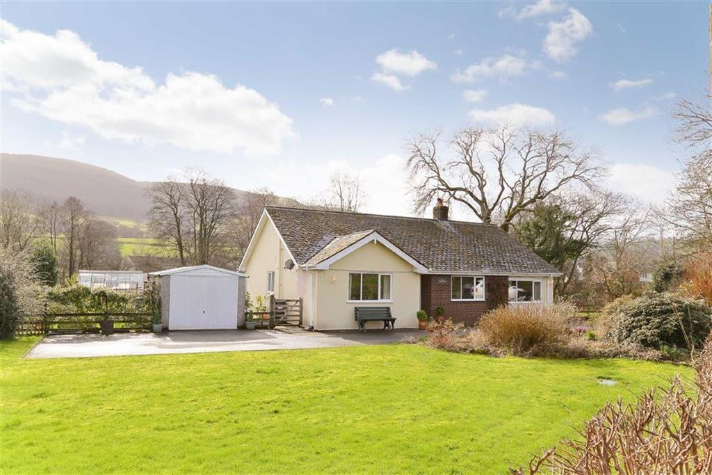 3 Bedrooms Bungalow for sale in Penybontfawr, Oswestry, SY10