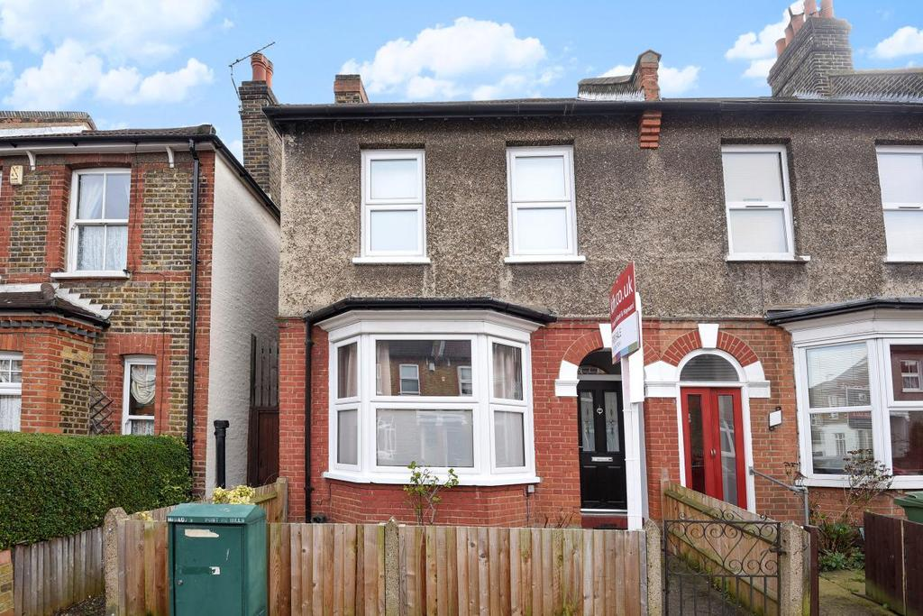 3 Bedrooms Semi Detached House for sale in Heather Road, Lee, SE12