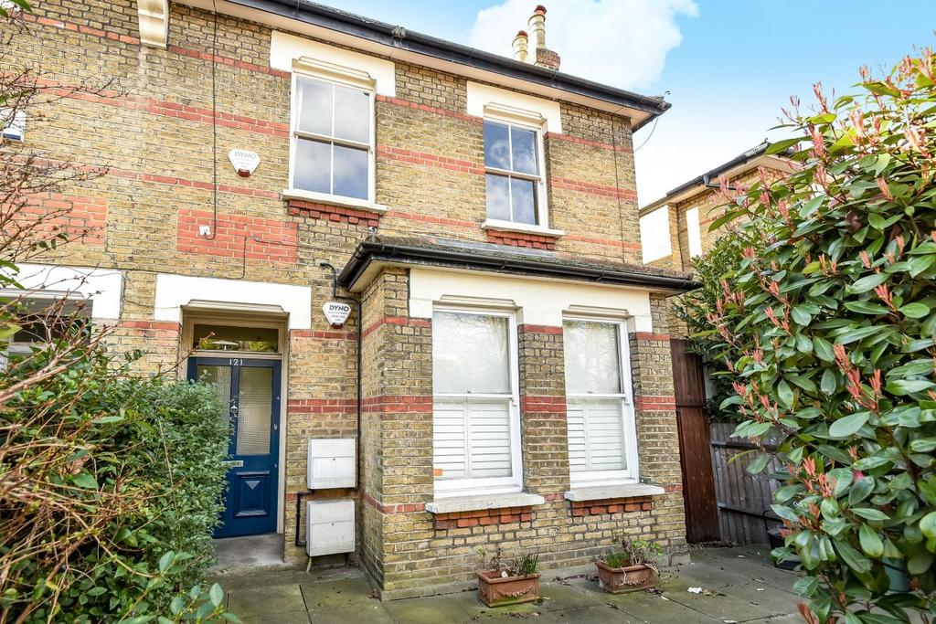 2 Bedrooms Flat for sale in South Croxted Road, West Dulwich, SE21