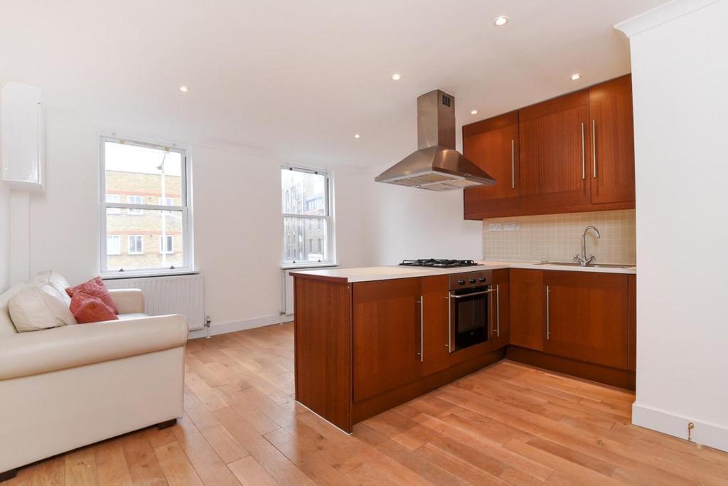 1 Bedroom Flat for sale in Tanner Street, Bermondsey