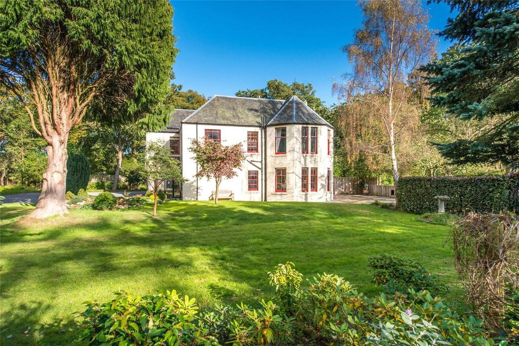 5 Bedrooms Detached House for sale in Lot 1 - Pentland Grove House, Seafield Moor Road, Nr. Roslin, Midlothian