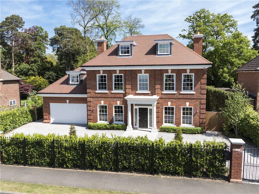 6 Bedrooms Detached House for sale in Ellesmere Road, Weybridge, Surrey, KT13
