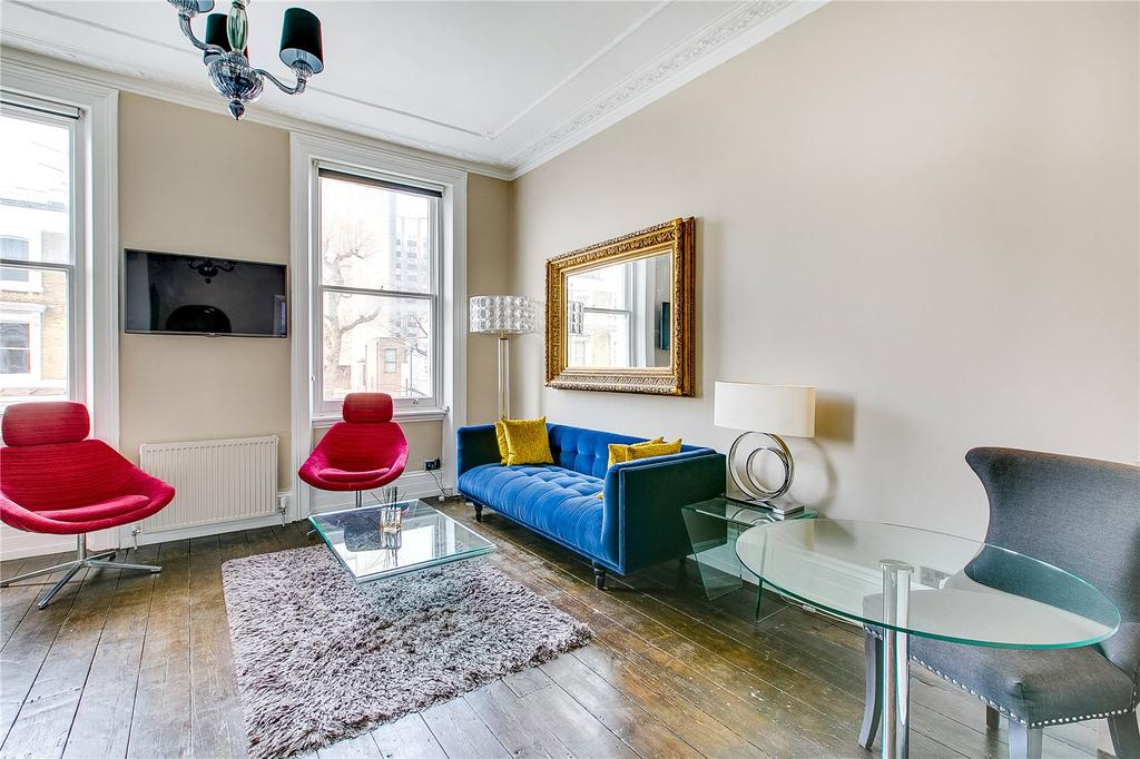 1 Bedroom Flat for sale in Ongar Road, West Brompton