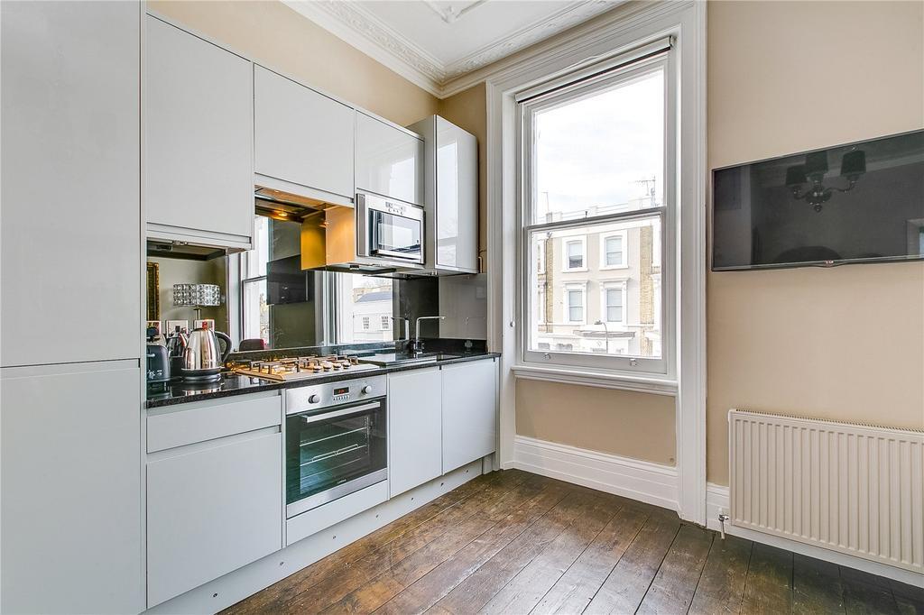 1 Bedroom Flat for sale in Ongar Road, West Brompton