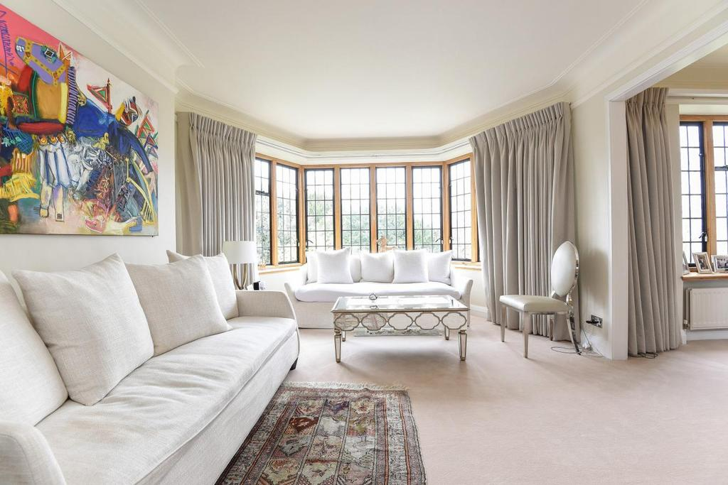3 Bedrooms Flat for sale in Manor Fields, Putney