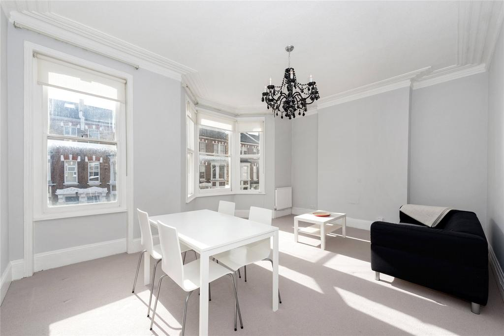 1 Bedroom Flat for sale in Fermoy Road, London, W9