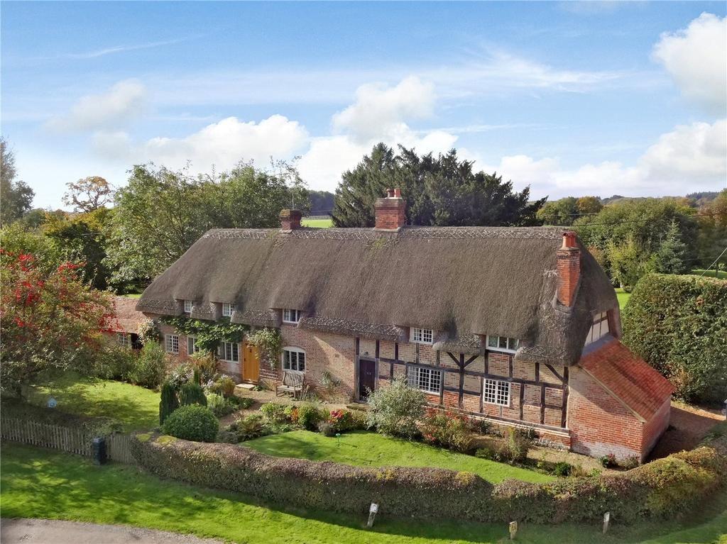 5 Bedrooms House for sale in The Marsh, Breamore, Fordingbridge, Hampshire, SP6