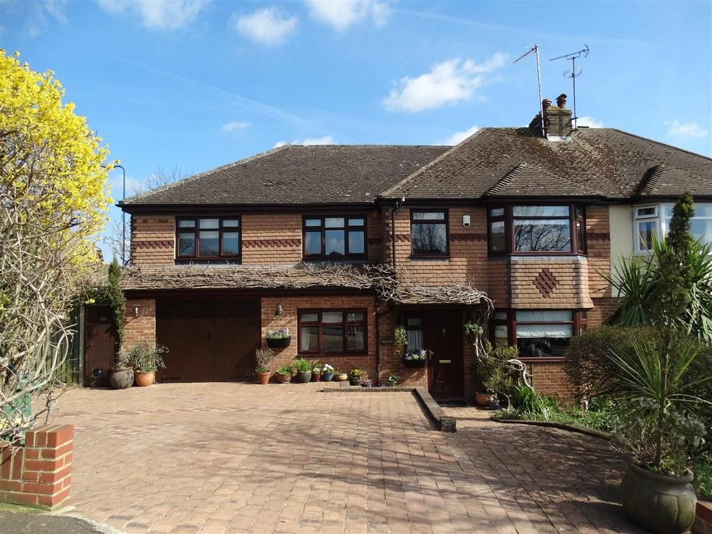 5 Bedrooms Semi Detached House for sale in Chamberlain Avenue, Maidstone
