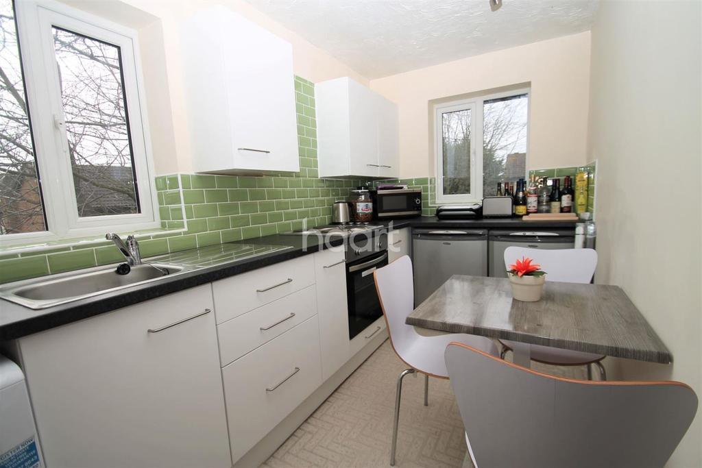 1 Bedroom Maisonette Flat for sale in Muncaster Gardens, East Hunsbury, Northampton