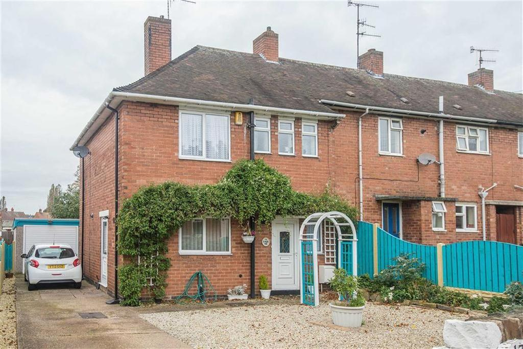 3 Bedrooms Town House for sale in 178, Old Hall Road, Brampton, Chesterfield, Derbyshire, S40