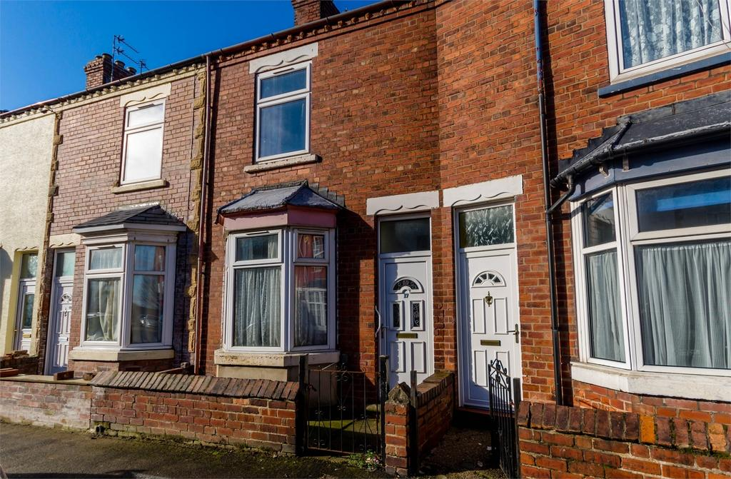 3 Bedrooms Terraced House for sale in Volta Street, SELBY, North Yorkshire