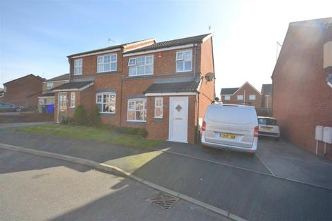 3 bedroom semi-detached house for sale - Tudor Rose Way, Norton Heights, Stoke-On-Trent