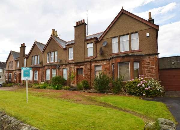2 Bedrooms Flat for sale in G/L, 6 Well Street, West Kilbride, KA23 9EJ