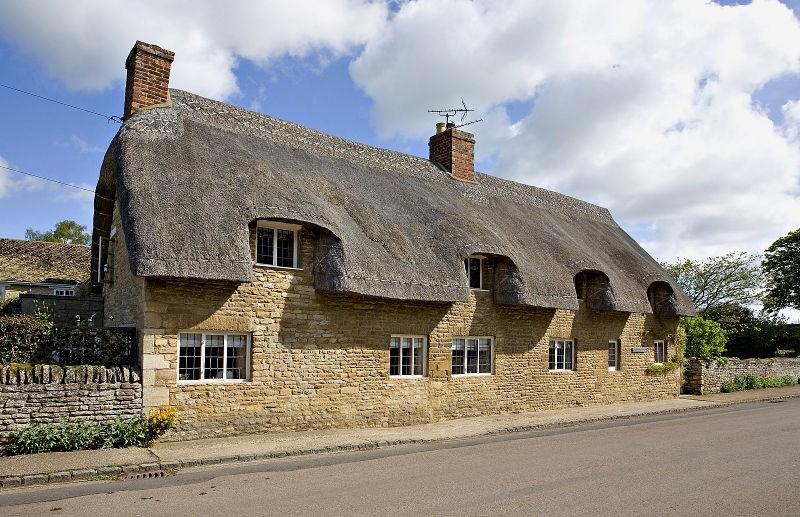 3 Bedrooms Cottage House for sale in Fotheringhay, Near Oundle, PE8