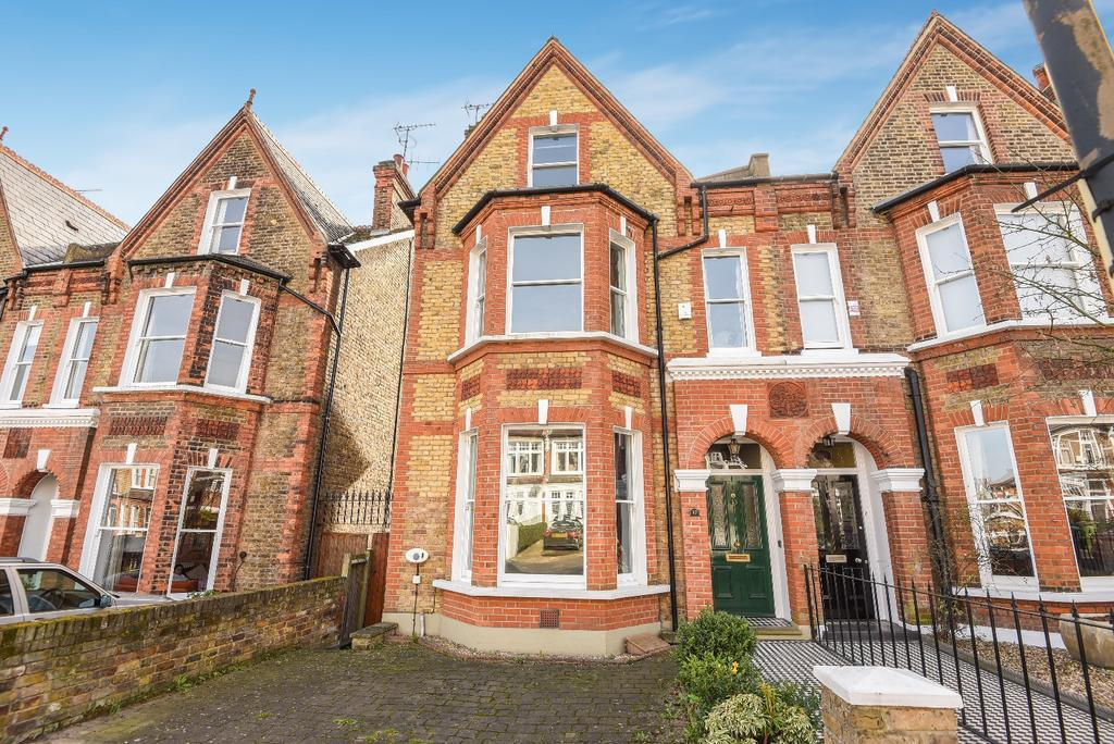 5 Bedrooms Semi Detached House for sale in Coleraine Road, London, SE3