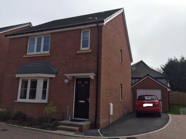 3 Bedrooms Detached House for sale in Harlech Road, St Lythans Park, Cardiff, CF5