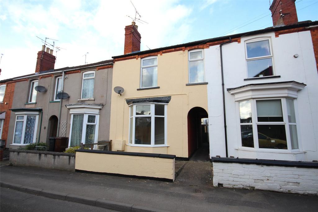 3 Bedrooms Terraced House for sale in Victoria Street, Bracebridge, LN5